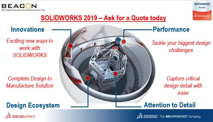 SOLIDWORKS Price-What is the cost of SOLIDWORKS in India