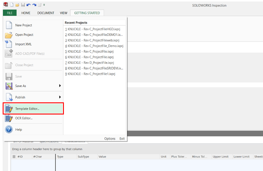 Customizing your First Article Inspection Reports with SOLIDWORKS