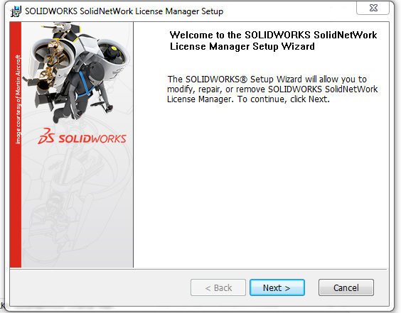 How to Upgrade SOLIDWORKS to Network License Server Manager | BEACON