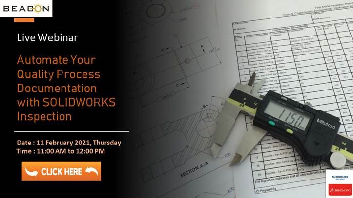 Automate Your Quality Process Documentation with SOLIDWORKS Inspection