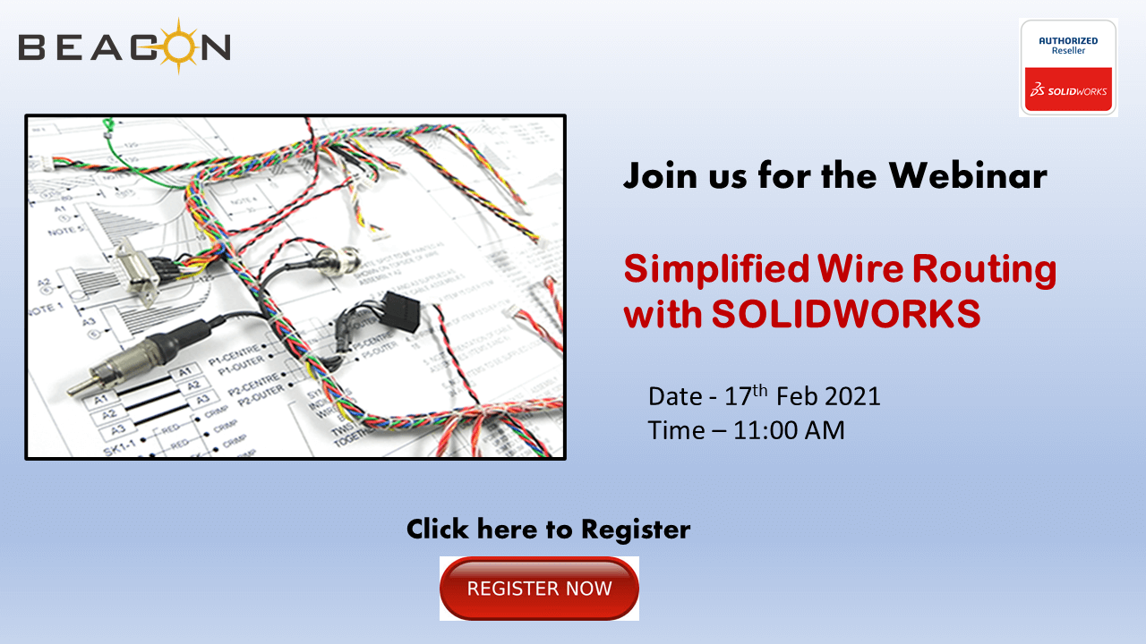 Simplified Wire Routing with SOLIDWORKS