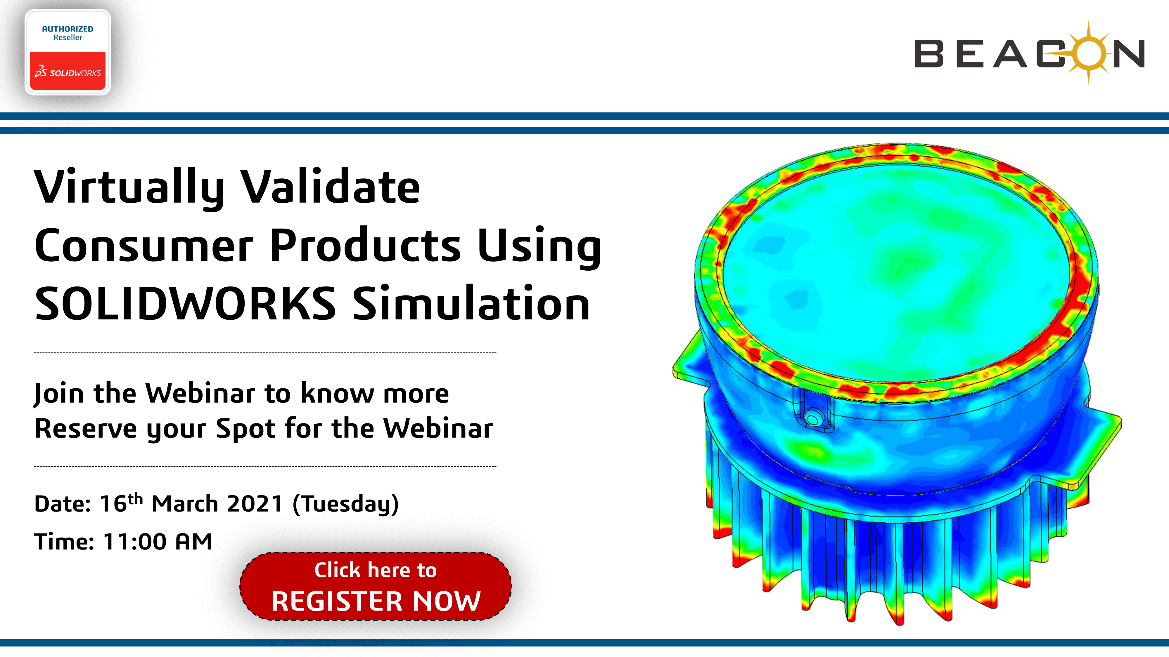 Virtually Validate Consumer Products Using SOLIDWORKS Simulation
