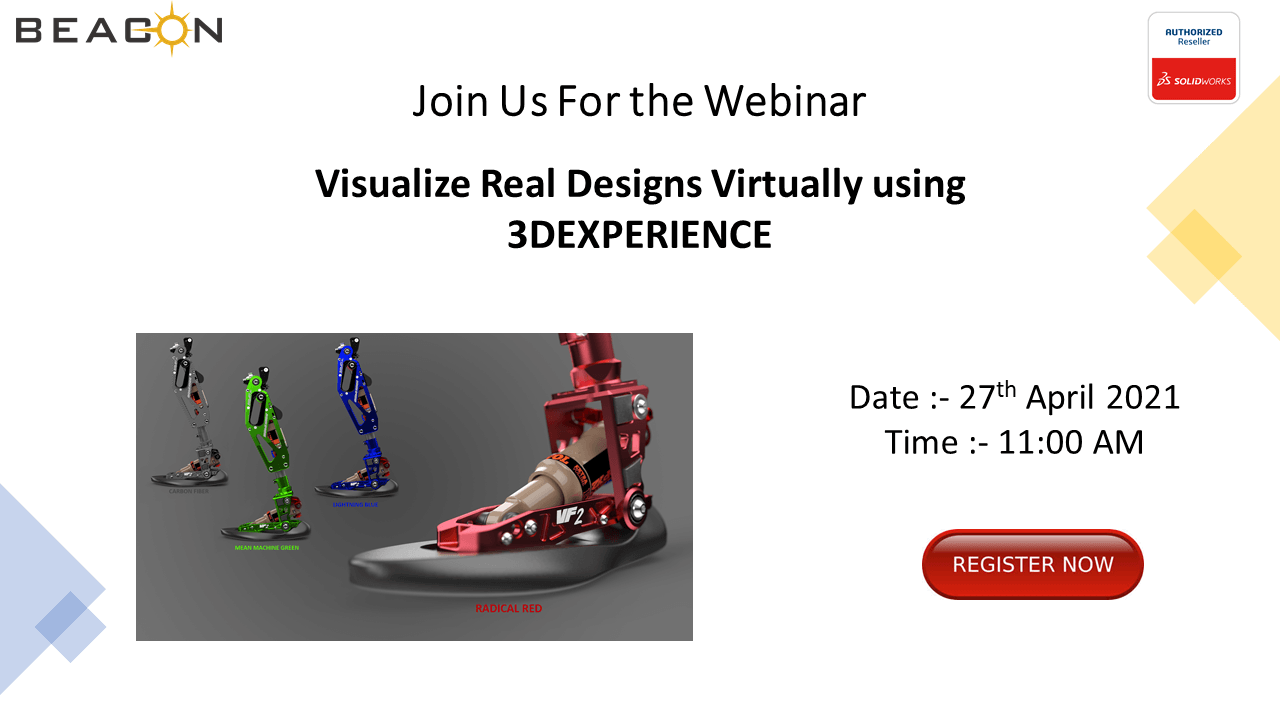 Visualize Real Designs Virtually using 3DEXPERIENCE