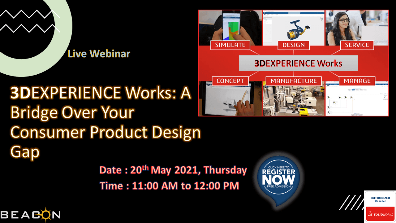 3DEXPERIENCE Works: A Bridge Over Your Consumer Product Design Gap