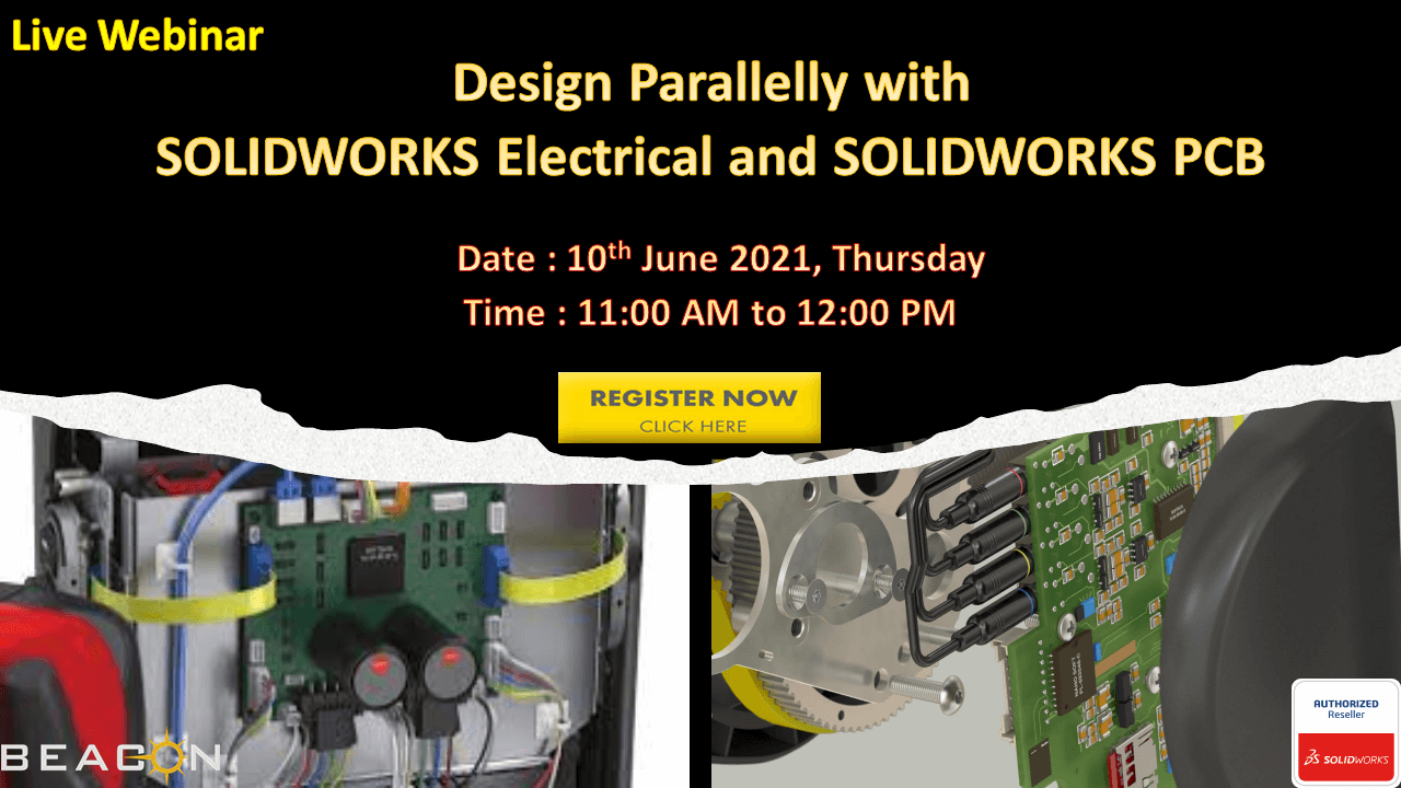 Design Parallelly with SOLIDWORKS Electrical and SOLIDWORKS PCB
