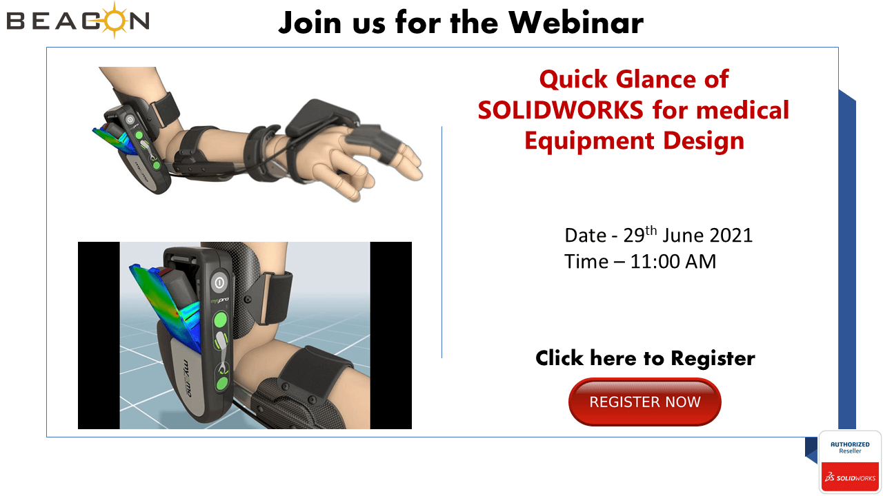Quick Glance of SOLIDWORKS for Medical Equipment Design.