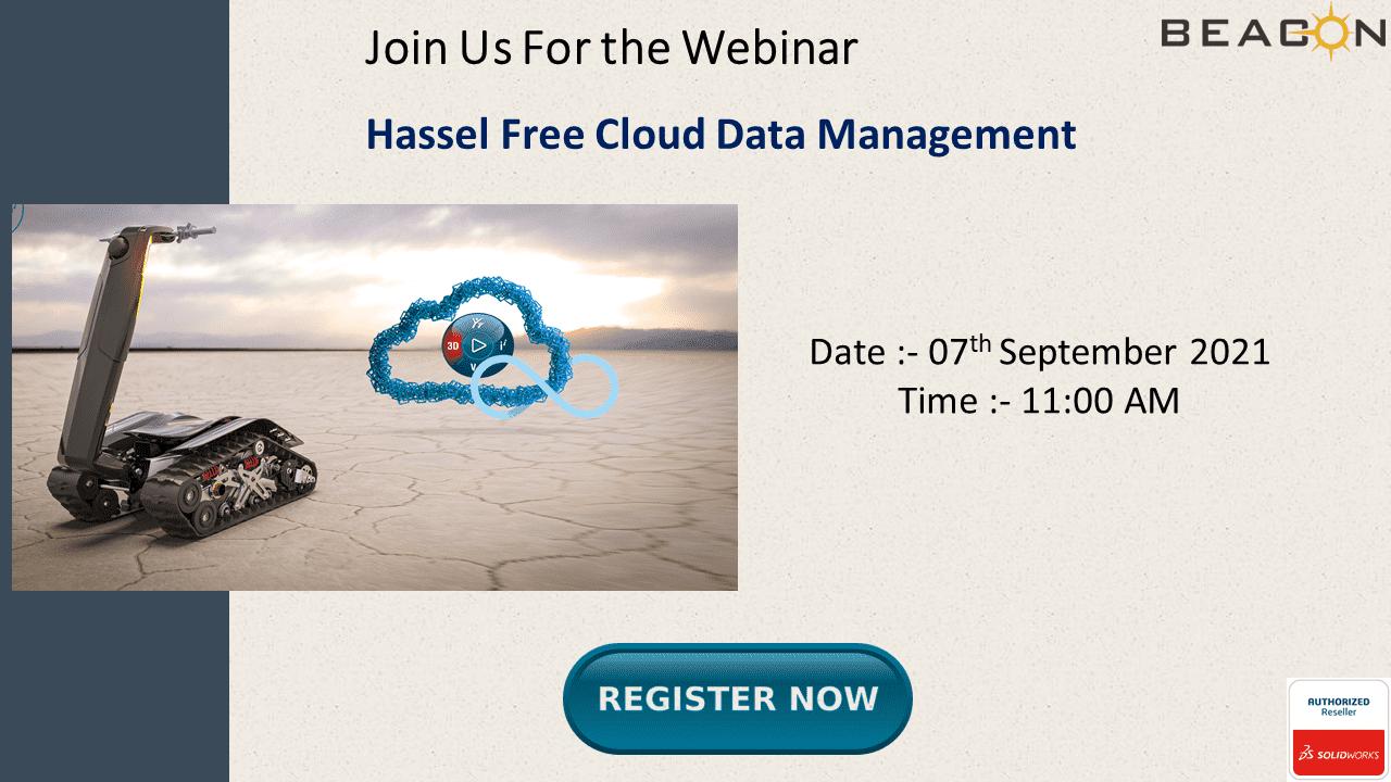 Hassle Free Cloud Data Management