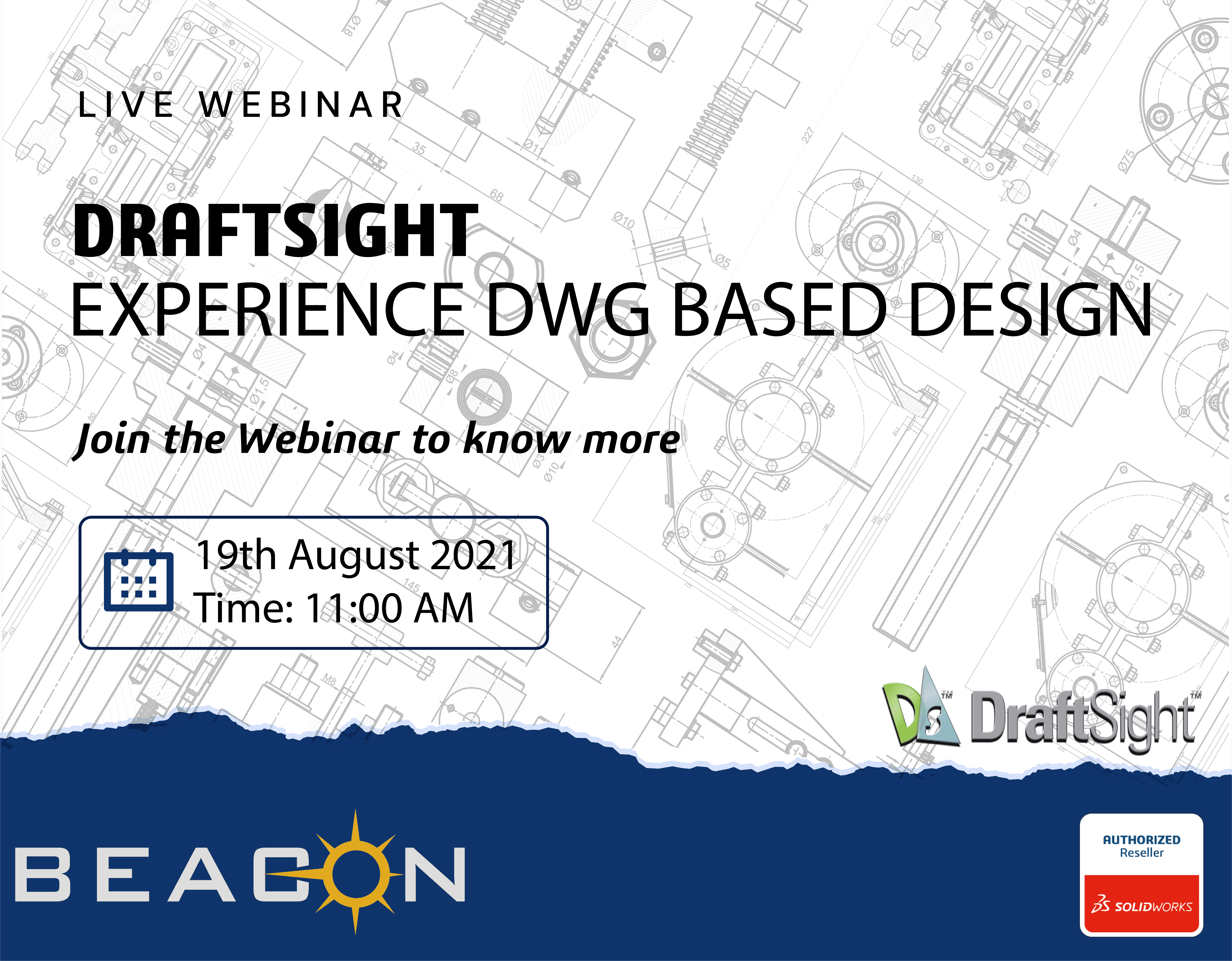 DRAFTSIGHT - EXPERIENCE DWG BASED DESIGN