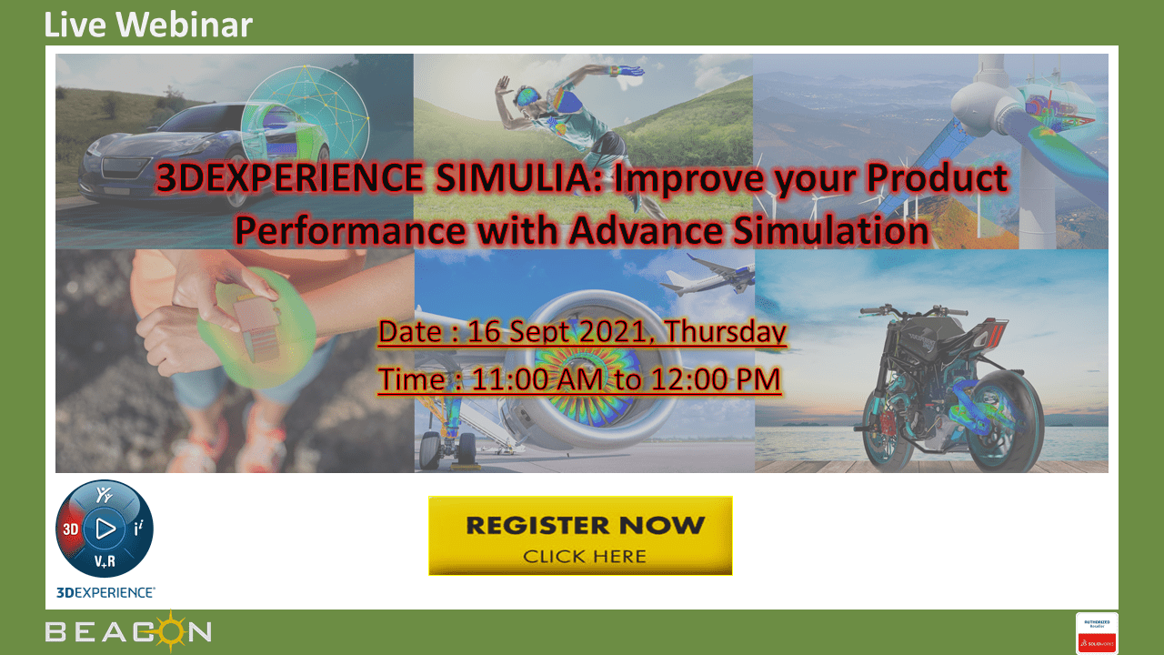3DEXPERIENCE SIMULIA: Improve your Product Performance with Advance Simulation